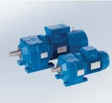 STANDARDFIT Coaxial gearmotors