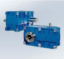 Parallel and right angle shaft gear reducers (MN2 90 ... 400 kN m)